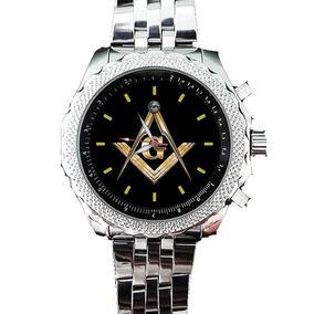 bd3648635d5 Relogio Maconaria Breitling - Relógios no Mercado Livre Brasil