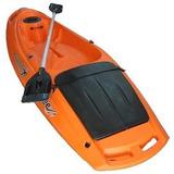 Kayak Kayaxion Free, Remo Doble, Tambucho En Proa, Baulera
