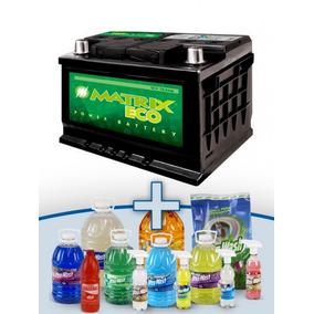 Promo 12 Ultrawash Bateria Matrix Eco Y Bomberito De Regalo!