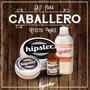 Kit Para Barba Y Cabello - Cera Capilar Terminación Mate