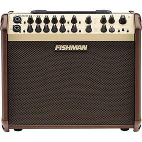 Amplificador Fishman Violao Loudbox Pro-lbx-600 120w Hendrix