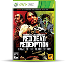 Juego Red Dead Redemption Xbox 360 Ibushak Gaming