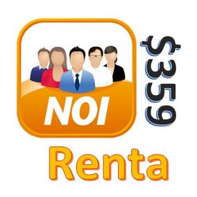 Aspel Noi 8.0 (paquete Base, 1 Usuario 99 Empresas) Renta