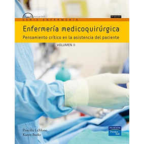 Libro Enfermeria Medicoquirurgica 2 C/dvd - Nuevo