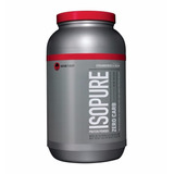 Isopure Zero Carb Whey Protein 3lbs - Morango
