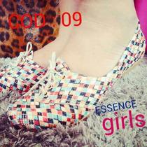 Sapatilhas Essence Girls Conforto E Qualidade N 34