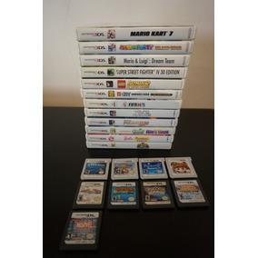 Nintendo 3ds Dsi Varios Juegos