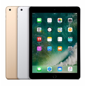Apple Ipad New 128gb 2017 Nf Novo Lacr 12x Sj Envio 24 Horas