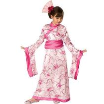 Trajes De Princesa Asiática Child Costume - Toddler - Cabri