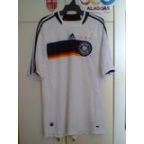 Camisa Da Alemanha adidas 2008.
