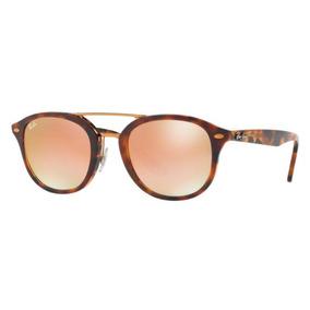 0c167d5b4db56 Oculos Sol Ray Ban Rb2183 1127b9 53mm Marrom Havana Rosa Esp