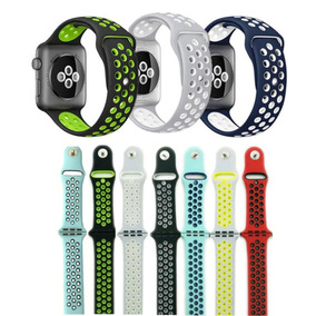 Pulseira Nike Sport Para Apple Watch 42mm Varias Cores