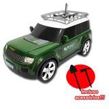 Carrinho De Brinquedo Infantil Bravo Safari Jeep Grande