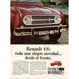 Antigua Publicidad De Renault 4s Ika