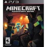 Minecraft Ps3 Juegos Digitales Playstation 3