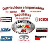 Distribuidora De Repuestos Kabc, C.a. Lista De Precio