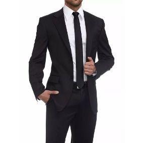 Terno Wl Oxford Slim Masculino Adulto Calca Blaser Te005