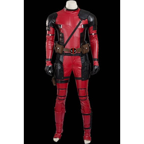 Traje Disfraz Cosplay Deadpool