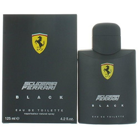 Perfume Ferrari Scuderia Black/red 125ml Original Sellado