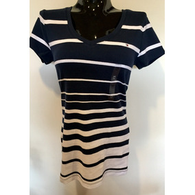 Camisetas Tommy Marinera. Mujer Talla M Y Xs