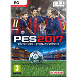 Pes 2017 Pro Evoluton Soccer Juego Steam Gift Pc