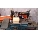 Maquina De Costura Elgin Funcionando