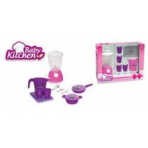 Kit Liquidificador Baby Kitchen