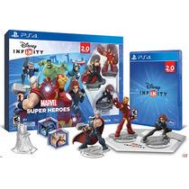 Infinity 2.0 Marvel Ps4 Pack De Inicio Nuevo Envio Gratis
