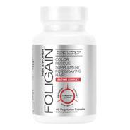 Tratamiento Anti Canas Con Biotina Y 14 Ingredientes 60 Caps