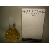 Creation By Ted Lapidus Edt 4ml - Perfume Miniatura /mini