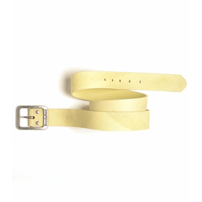 Cinturon Accesorio Brooksfield Cuero Hebilla Metal Cc1014