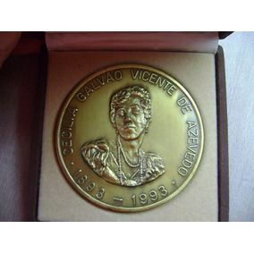 Medalha Cecilia Galvão