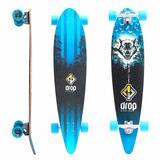 Skate Longboard Drop Boards Long Savage 100 Dropboards