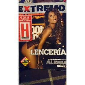 Revista H Extremo Adultos Aleida Núñez