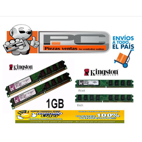 Memoria Ddr2 1gb Para Pc Kingston