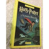 Libro Harry Potter Y La Piedra Filosofal. Envio Gratis