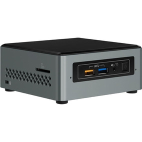Mini Pc Kit Intel Nuc Boxnuc6cayh 8gb Ssd 120gb J3455