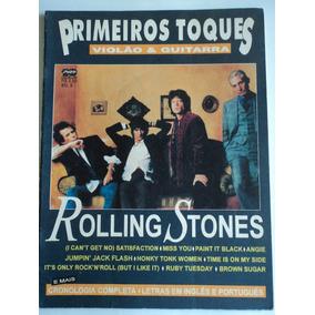 Revista:primeiros Toques:violão & Guitarra-rolling Stones