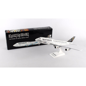 Avión A Escala Iron Maiden B747