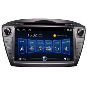 Central Multimídia Caska Android Ca380ap-br Hyundai Ix35