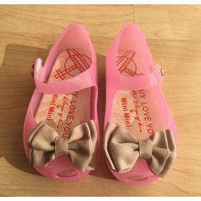 Zapatos Niña Led Mini Mini Melisa Jelly Shoes Zapatillas