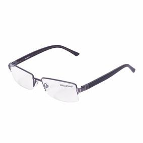 fc66f6484c21e Armação De Óculos De Grau Ray-ban Masculino - Rb5340 2000 · Armação  Spellbound Masculino - Sbm11357ny C.1 Tamanho  56