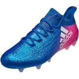 Chuteira Adidas X 16.1 Azul E Rosa no Mercado Livre Brasil 111b18b1c9740