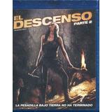 El Descenso 2, Pelicula De Teror. Blu-ray. Envio Gratis