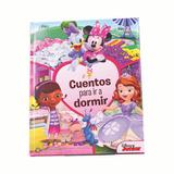 Cuentos Para Ir A Dormir (disney Junior Nenas) (carton