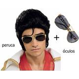 002c392627982 Réplica Dos Óculos Do Elvis Presley Masculino no Mercado Livre Brasil
