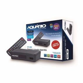 Conversor Digital E Gravador Aquário Dtv-4000 Compacto