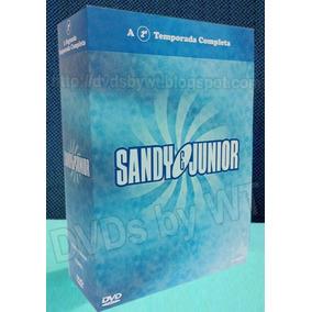 Seriado Sandy E Junior - 2ª Temporada (12 Dvds)