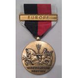 Medalha De Serviço De Ocupação Marinha Eua - Passador Europa