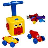 Brinquedo Carrinho Movido A Ar - Unitoys